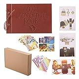 YIHAO Notre Iivre D'aventure Bricolage Photos Albums Voyage...