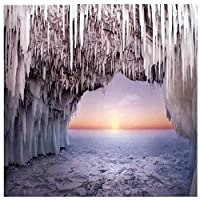 大人のための1500ピースのジグソーパズル洞窟の氷ジグソーパズル1500ピース
