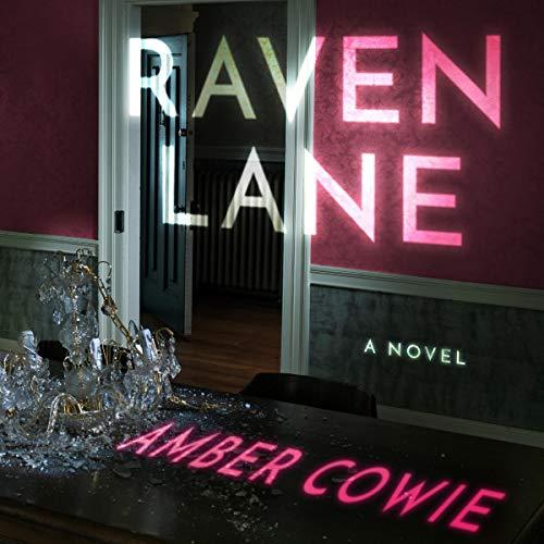 Raven Lane audiobook cover art