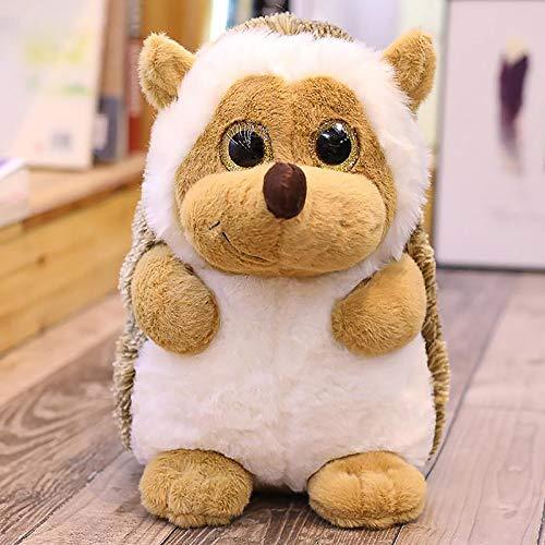 Hunpta @ 20cm Nettes Hedgehog Plüschtiere Kinder Plüsch Spielzeug Karikatur Igel Kuscheltier Puppe Stofftier Home Dekokissen Geburtstag Weihnachten Geschenk für Junge Mädchen