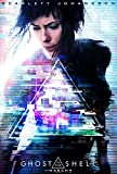Poster Ghost in The Shell Movie 70 X 45 cm