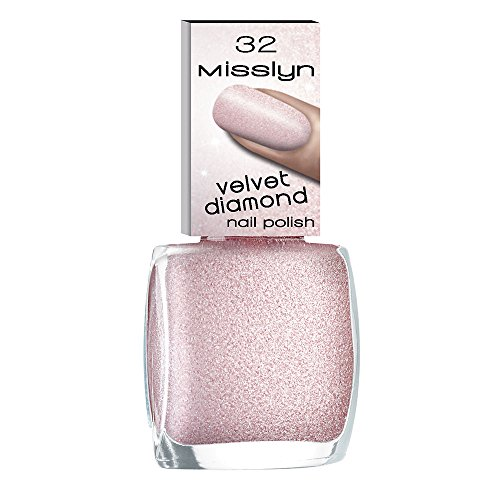 Misslyn Velvet Diamond Nail Polish Nr.32 sugary, 10 ml