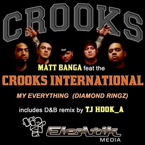 Matt Banga feat. The Crooks