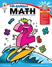 Math, Grade 2: Strengthening Basic Skills with Jokes, Comics, and Riddles (Rib-Ticklers)