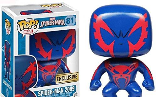 Funko POP!: Marvel: Spider-Man: Spider-Man 2099 Exclusivo