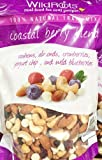 4 x 26oz Wildroots Coastal Berry Blend 100% Natural Trail Mix Snack by Wild Roots