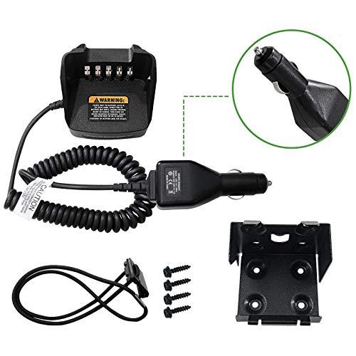 KVC-21 Rapid Charger for Kenwood NX-5400 TK-2180 TK-3180 TK-5210 Portable Radios