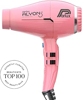 Parlux Alyon Air Ionizer Tech 2250W Hair Dryer, Pink