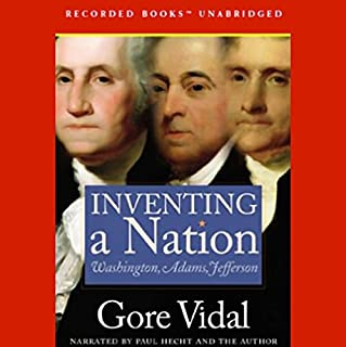 Inventing a Nation cover art
