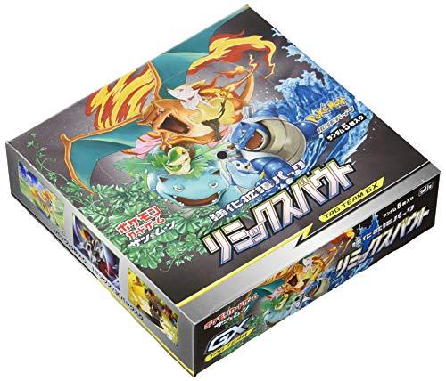 Pokemon TCG – Remix Bout [SM11a] - ポケモンカードゲーム サン&ムーン 強化拡張パック「リミックスバウト」