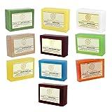 Khadi Herbal Khadi Natural Soap Assorted Soap Gift Set, 125 g