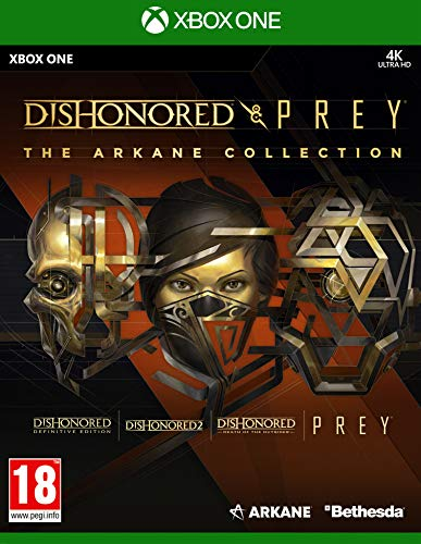 Dishonored & Prey: The Arkane Collection