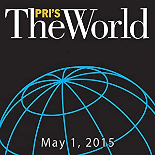 The World, May 01, 2015 audiobook cover art
