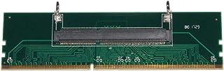KESOTO 1Piece DDR3 Laptop SO-DIMM Slot to Desktop DIMM Slot Card,Memory RAM Adapter