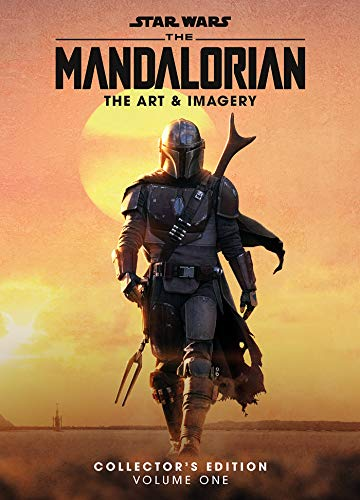 Star Wars: The Mandalorian - The Art and the Imagery Collector's Edition Book Volume One