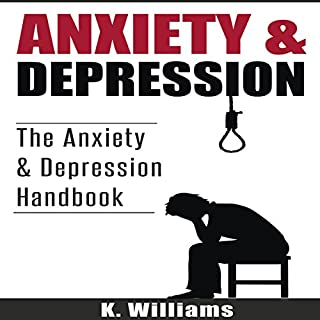 Anxiety and Depression audiobook cover art