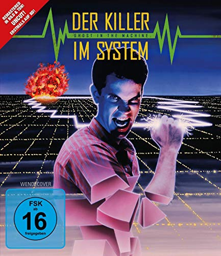Der Killer im System - Ghost in the Machine [Blu-ray]