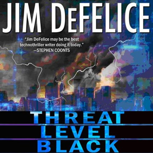 Threat Level Black cover art
