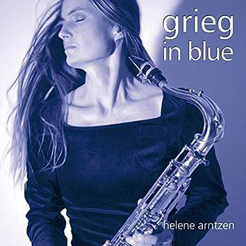 Grieg in Blue