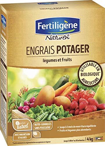 Naturen Engrais Potager Legumes et Fruits 4 kg