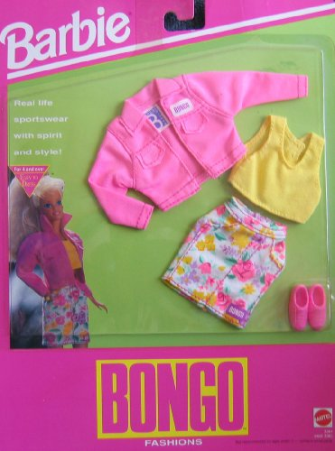 Barbie Bongo Fashions (1992)