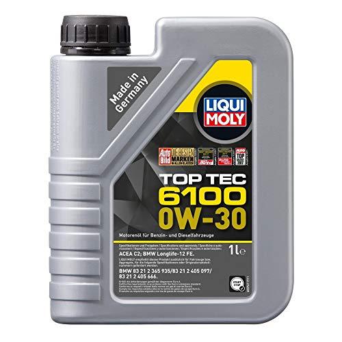 Liqui Moly 20777 Motorolie, olie, olie