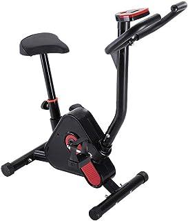 Negra y Fucsia Galileo Casa Slimmy 77 x 41 x 115 cm Bicicleta est/ática Unisex para Adulto