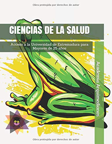 CIENCIAS DE LA SALUD: Acceso a la Universidad de Extremadura para Mayores de 25 años