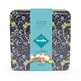 Lavolio Arabian Nights Confectionery Maxi Gift Tin (250g) - Premium Selection of Covered Nuts, Floral Jellies and Chocolate Sweets, Inspired by Turkish Delights, Perfect Present for Him or Her