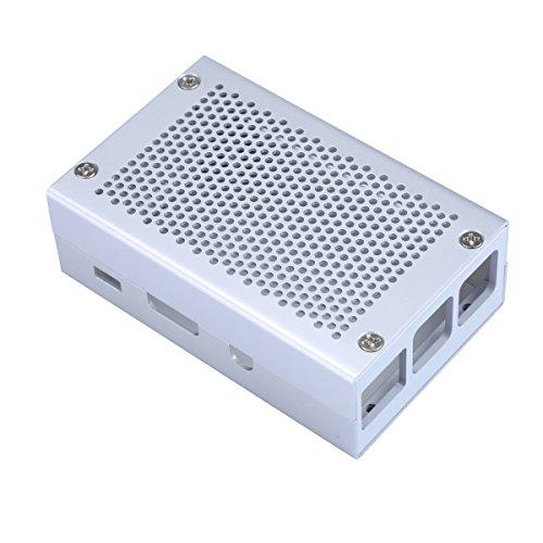 Unistorm Raspberry Pi 3 Model B+ Case Aluminum...