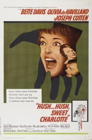 Hush Hush Sweet Charlotte Movie Poster 11x17 Master Print