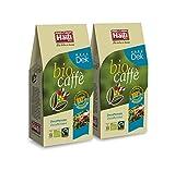 Caffè Haiti Roma Biocaffè Moka Dek 100% Orgánico 100% Comercio justo café molido 2 x 250 g