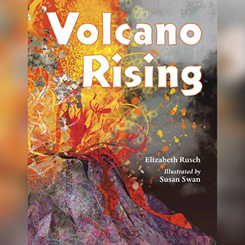 Volcano Rising  By  cover art