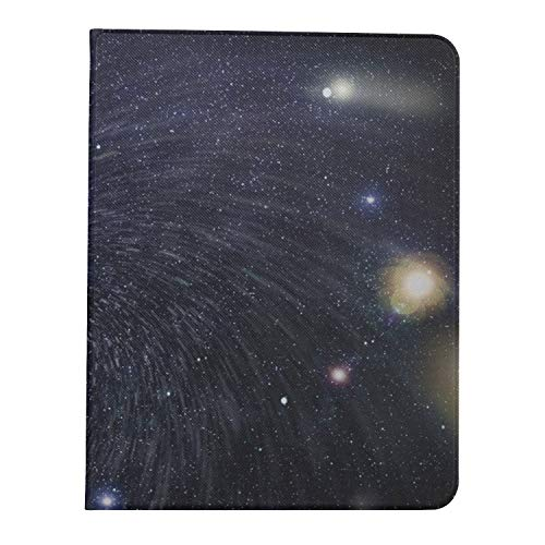 AQQA Case For Ipad Pro 11 Inch 2nd & 1st Generation 2020/2018 Ipad Pro Flip Cover Seamless Starry Sky Ipad Pro Protector Case Support Ipad 2nd Gen Pencil Charging
