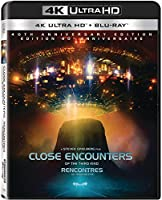 Close Encounters of the Third Kind - 4K UHD/Blu-ray/UltraViolet (Bilingual)
