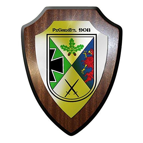 Wappenschild -Panzergrenadierbataillon 908 Grenadiere PzGrenBtl Infanterie #9759