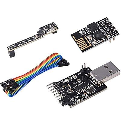 PoPprint ESP01S Wifi + Writer V1.0 Module + DCDC MODE V1.0 3D Printer Parts for SKR V1.4 Turbo SKR V1.3 TMC2209 TMC2208