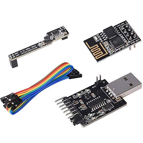 PoPprint ESP01S - Modulo Wifi + Writer V1.0 + DCDC-MODUS V1.0 per stampante 3D SKR V1.4 Turbo SKR V1.3 TMC2209 TMC2208