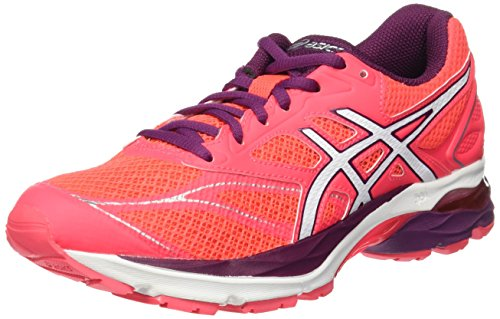 Asics Gel-Pulse 8 T6E6N2001, Zapatillas de Running Mujer, Rosa (Diva Pink /     White /     Dark Purple), 38 EU