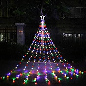 Best outdoor christmas decorations tree Reviews