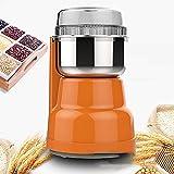 Mini Molinillo De Alimentos Multifunción Eléctrico, Máquina Trituradora De Polvo Portátil Para Condimentos De Granos De Café, Molinillo De Especias