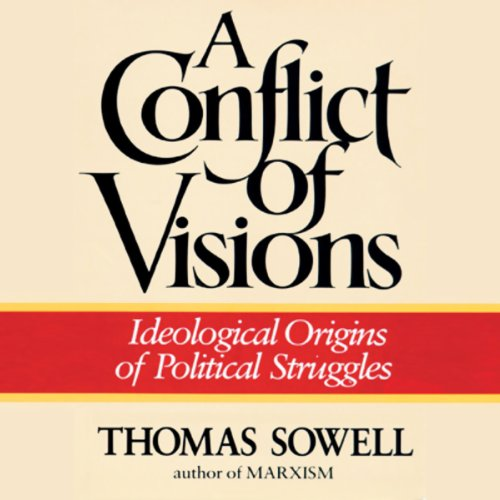 A Conflict of Visions cover art