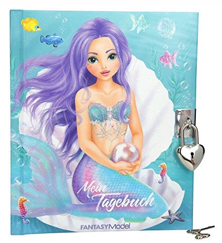 Depesche 10038 - Tagebuch Fantasy Model Mermaid