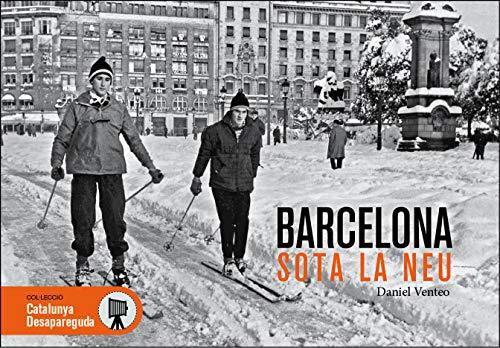 Barcelona sota la neu: 45