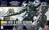 Bandai Hobby HGUC # 117ms-06b Gouf Custom Model Kit (1/144Scale) - No Name