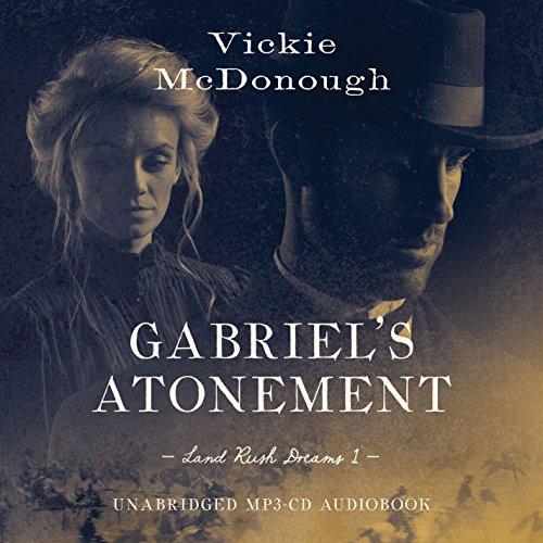 Gabriel's Atonement audiobook cover art