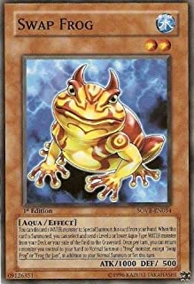 Yu-Gi-Oh! - Swap Frog (SOVR-EN034) - Stardust Overdrive - Unlimited Edition - Common