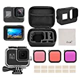 Kit di Accessori per GoPro Hero 8, iTrunk 23 in 1 pellicola di...