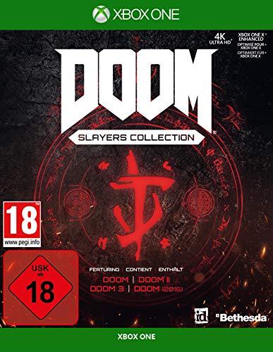 Doom Slayers Collection X1 English