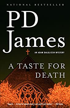 A Taste for Death  Adam Dalgliesh Mysteries No 7